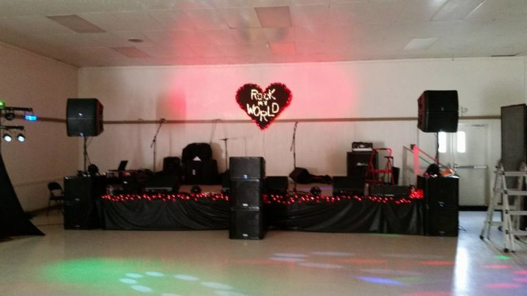 Valentines Bash - Mariposa Fairgrounds