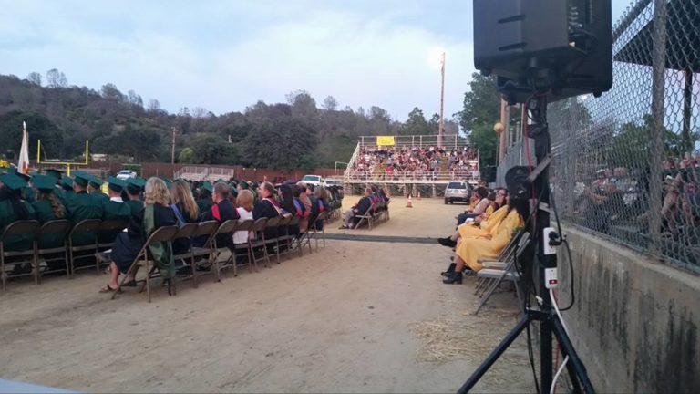 Mariposa Graduation