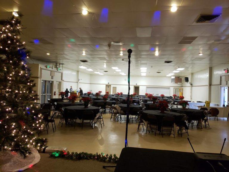 John C Fremont Christmas Party